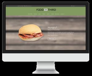 Food on Third - Ozmedia UK