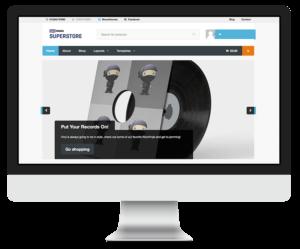 ecommerce, web shop, store - Ozmedia UK