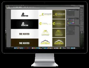 Logo design - Ozmedia UK