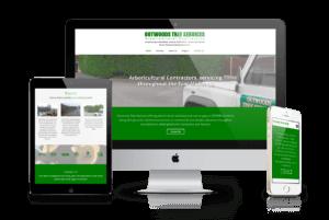 Responsive Website - Outwoods - Ozmedia UK