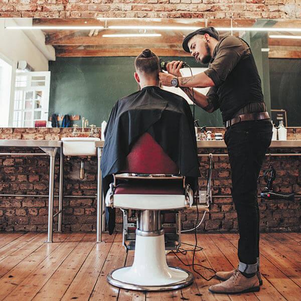 Barber - Ozmedia UK