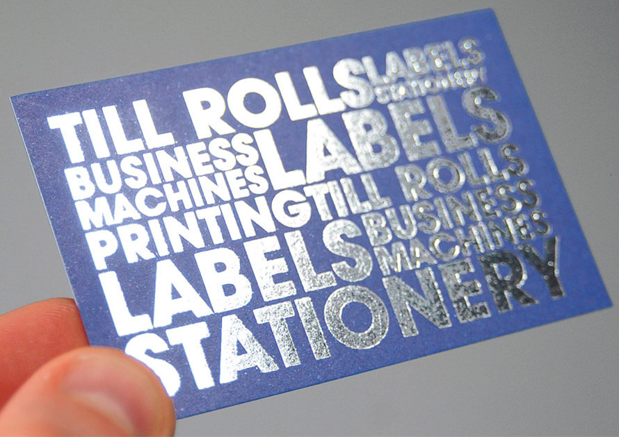 Business Cards - Ozmedia UK
