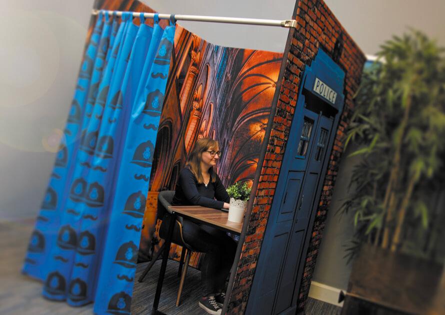 Booth3 - Ozmedia UK