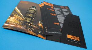 Printing Folders - Ozmedia UK