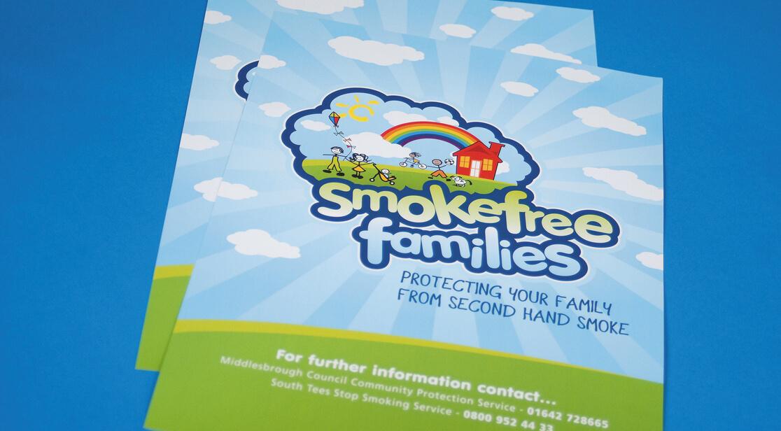 Smoke free_Poster - Ozmedia UK
