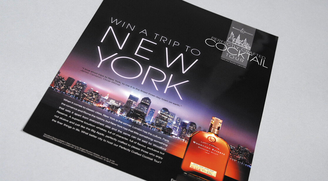 New York Poster - Ozmedia UK